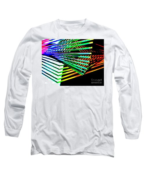 Euclids Geometry Long Sleeve T-Shirt by Tim Townsend