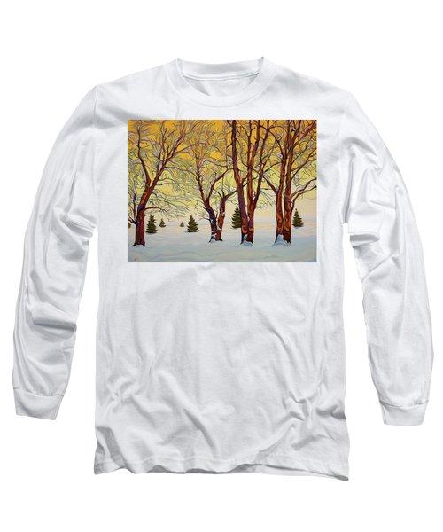 Euphoric Treequility Long Sleeve T-Shirt