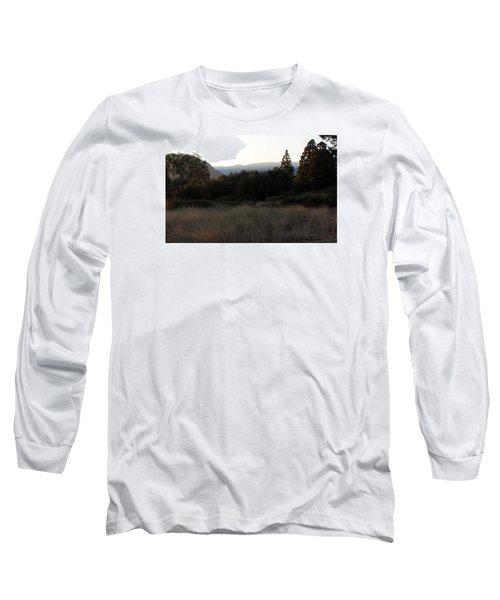 Evening Prayer Long Sleeve T-Shirt