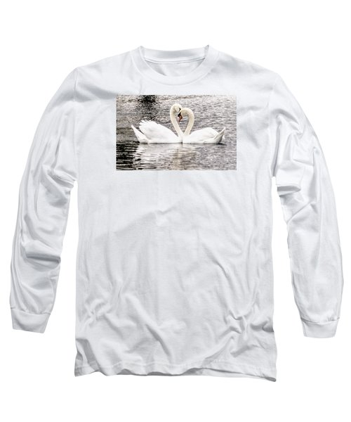 Everlasting Love Long Sleeve T-Shirt by Cathy Donohoue