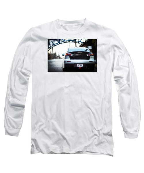 Evo X  Long Sleeve T-Shirt
