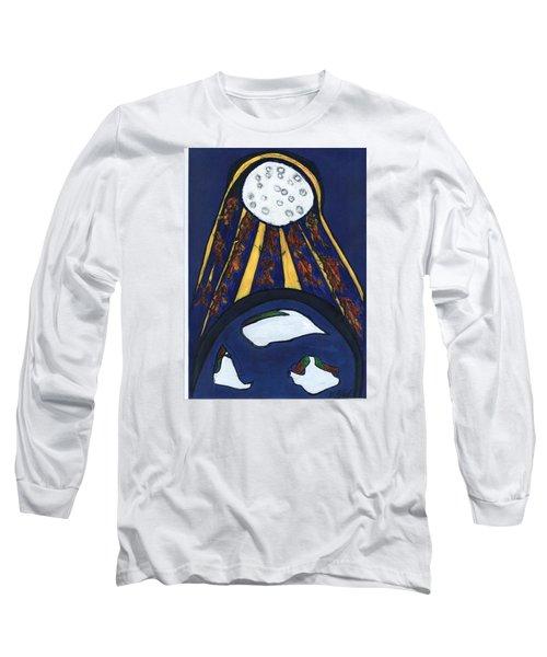 Exodus Long Sleeve T-Shirt by Darrell Black