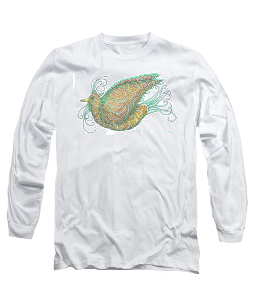 Exotic Bird IIi Long Sleeve T-Shirt