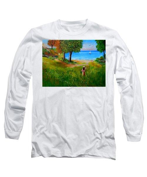 Expectation  Long Sleeve T-Shirt