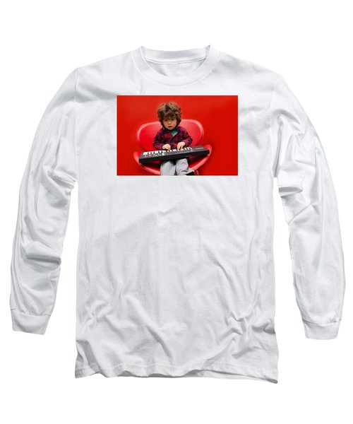 Exploring Piano Long Sleeve T-Shirt