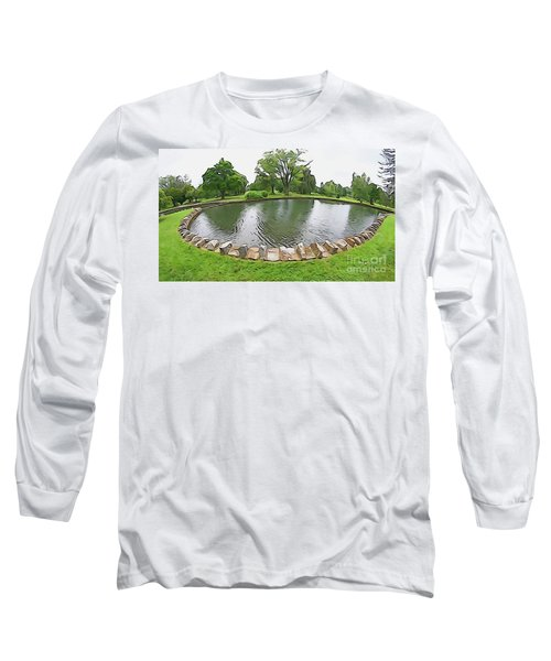 Eye Lake Long Sleeve T-Shirt