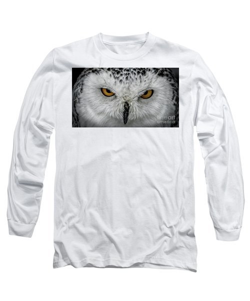 Eye-to-eye Long Sleeve T-Shirt