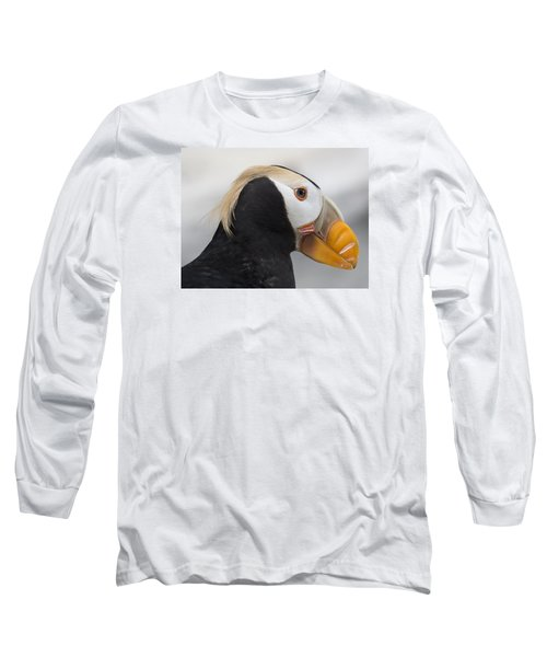 Eyebrows Of The Tufted Long Sleeve T-Shirt