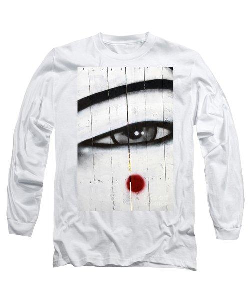 Eyes Like A Lens Long Sleeve T-Shirt