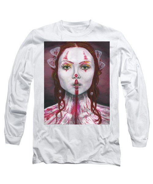 Eyes Open Long Sleeve T-Shirt