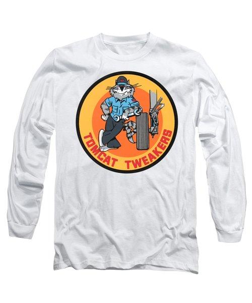 F-14 Tomcat Tweakers Long Sleeve T-Shirt