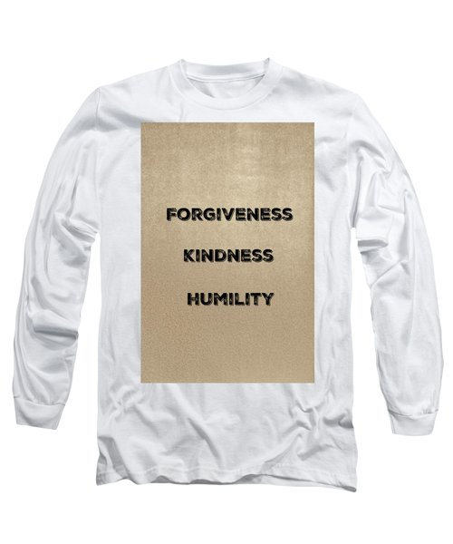 F K H Long Sleeve T-Shirt