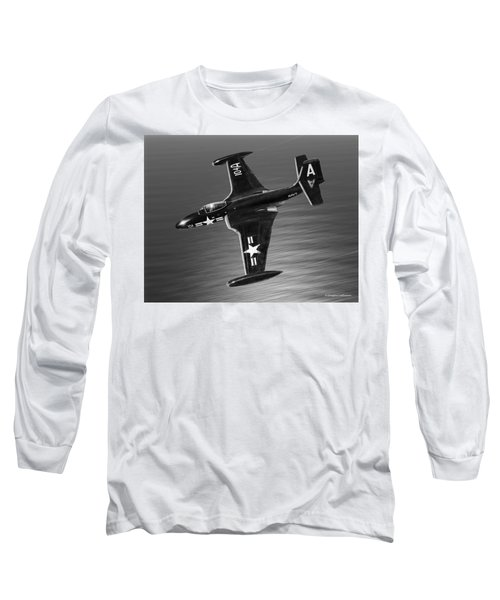 F2h Banshee Long Sleeve T-Shirt by Douglas Castleman