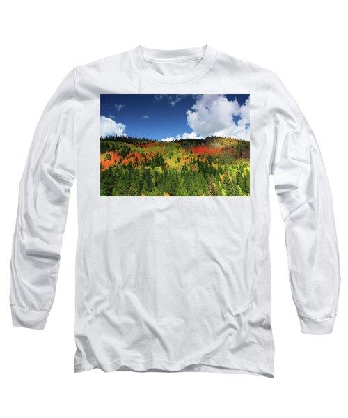 Faafallscene115 Long Sleeve T-Shirt