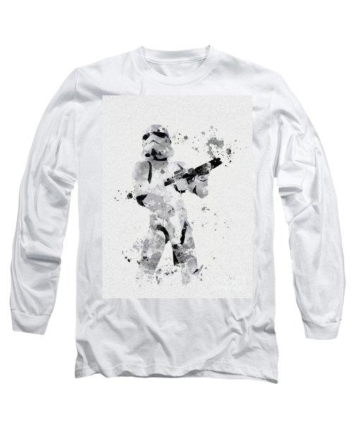 Faceless Enforcer Long Sleeve T-Shirt