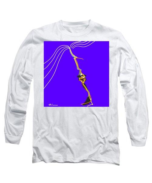 Facial Long Sleeve T-Shirt