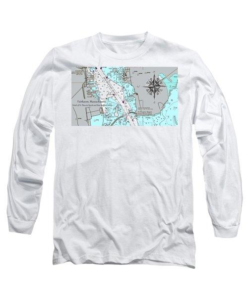 Fairhaven Detail Long Sleeve T-Shirt