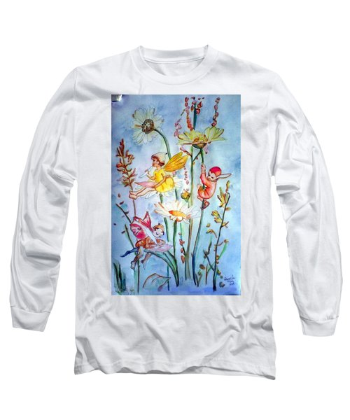 Fairy Babies Long Sleeve T-Shirt
