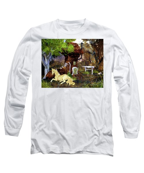 Fairy Retreat Long Sleeve T-Shirt