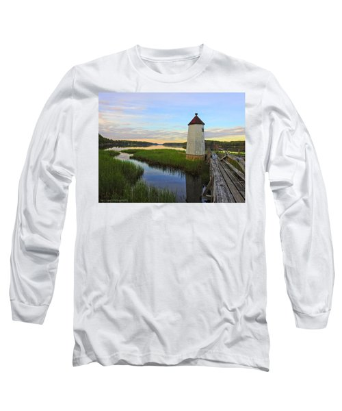 Fairy Tale On The River Long Sleeve T-Shirt