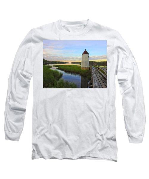 Fairy Tale On The River Long Sleeve T-Shirt