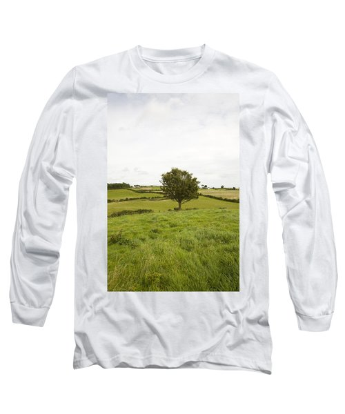 Fairy Tree In Ireland Long Sleeve T-Shirt