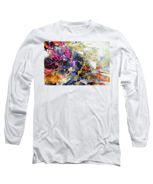 Faith Remains Long Sleeve T-Shirt
