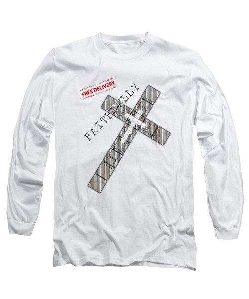 Faithfully Long Sleeve T-Shirt