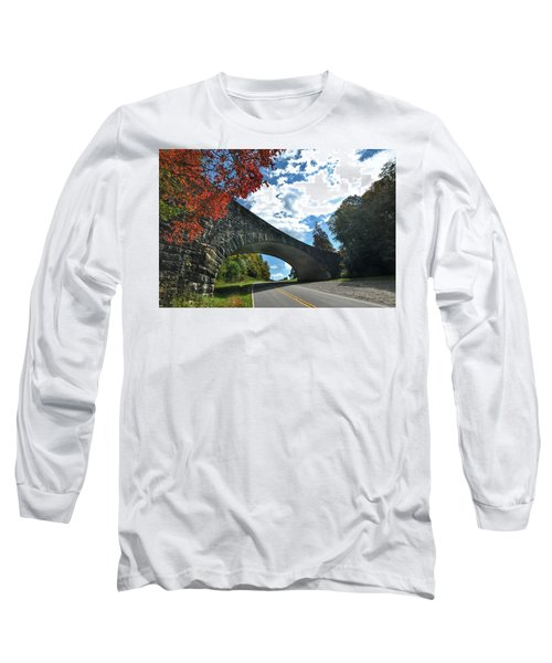 Fall Bridge Long Sleeve T-Shirt