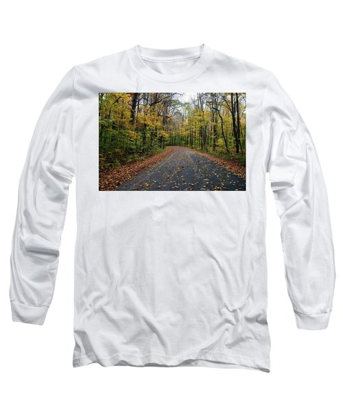 Fall Color Series 2016 Long Sleeve T-Shirt by Joanne Coyle