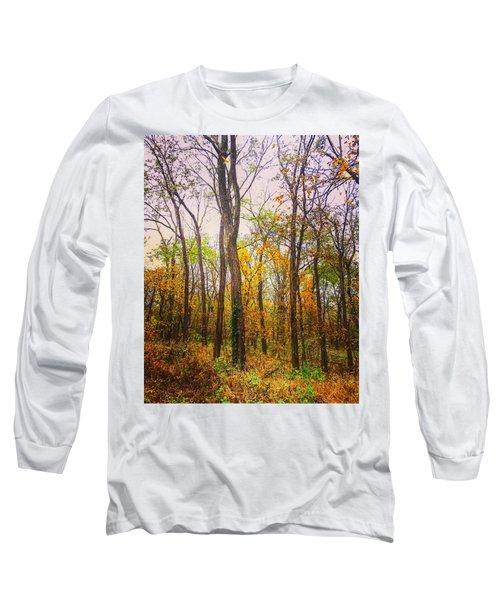Fall Farewell Long Sleeve T-Shirt
