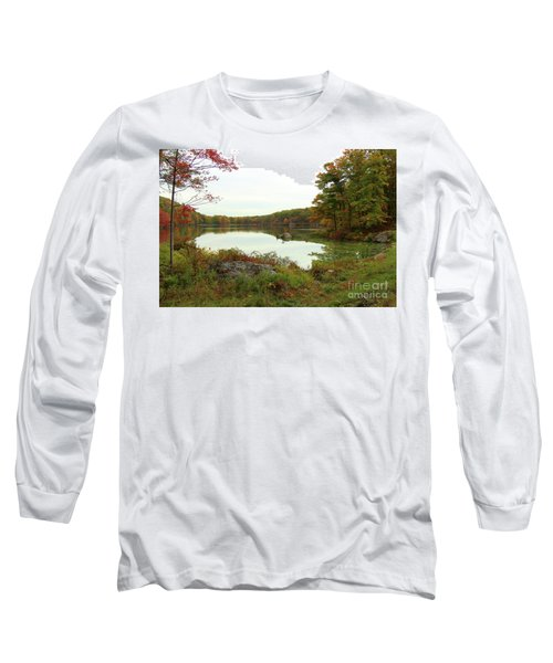 Fall In New York Long Sleeve T-Shirt