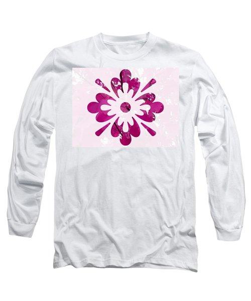 Fall Leaves #12 Long Sleeve T-Shirt