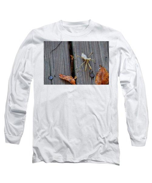 Fall Mantis  Long Sleeve T-Shirt
