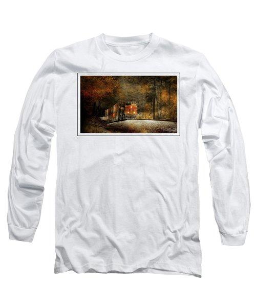 Fall Steel Long Sleeve T-Shirt