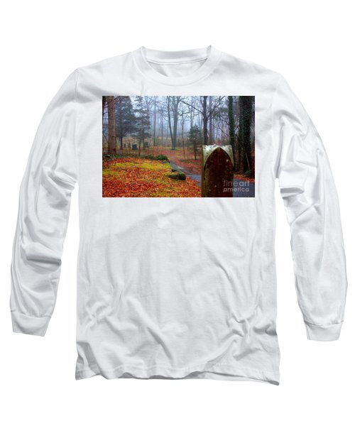 Fall Long Sleeve T-Shirt by Steven Macanka