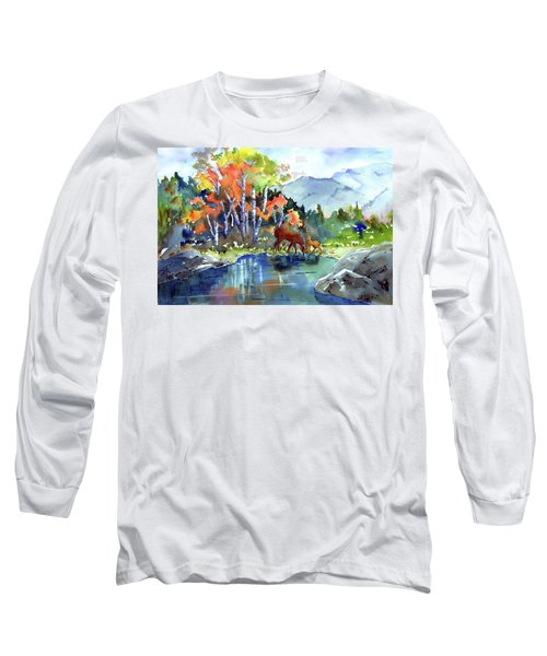 Fall, Upon Us Long Sleeve T-Shirt