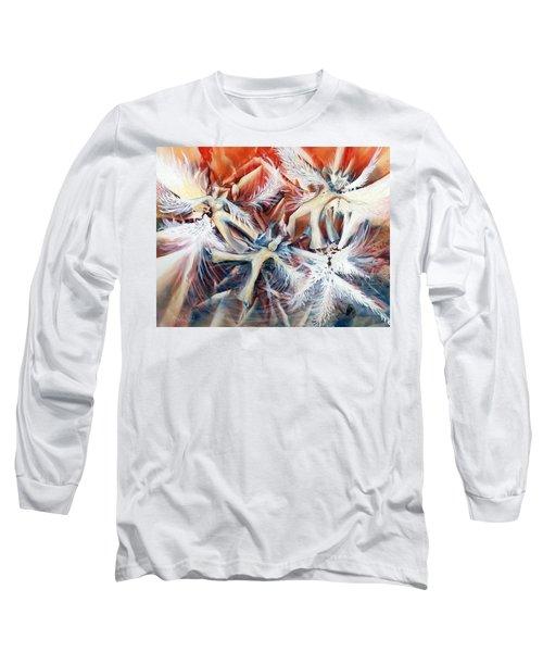 Falling Angels Long Sleeve T-Shirt