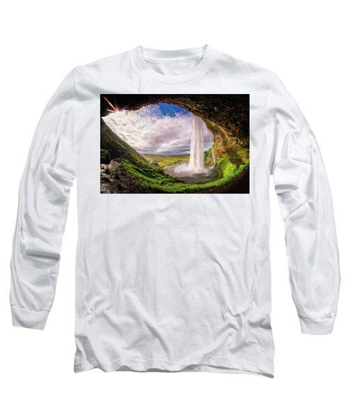 Falls Eye Long Sleeve T-Shirt