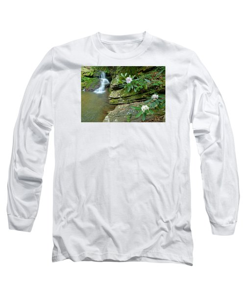 Falls On Catawba Creek Long Sleeve T-Shirt