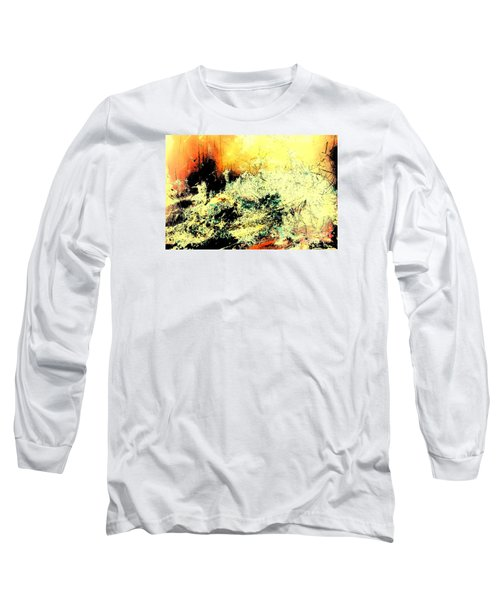Fantasy Abstract Created Artwork    Long Sleeve T-Shirt