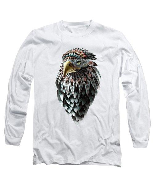Fantasy Eagle Long Sleeve T-Shirt