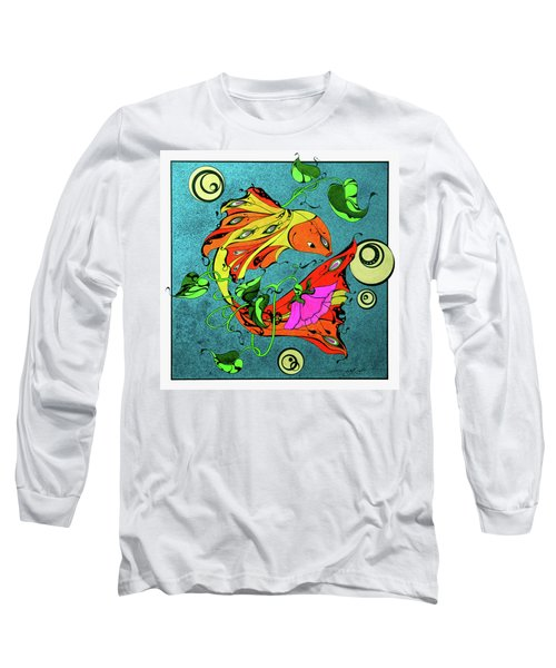 Fantasy Fish Long Sleeve T-Shirt