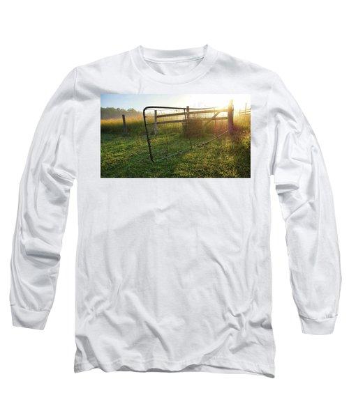 Farm Gate Long Sleeve T-Shirt