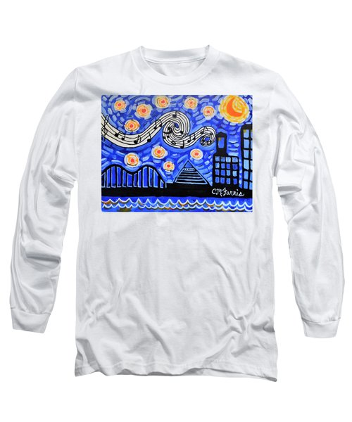 Memphis Nights Long Sleeve T-Shirt
