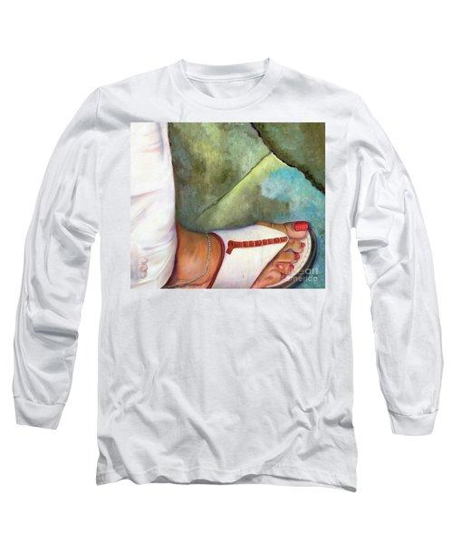 Fashion Feat Long Sleeve T-Shirt