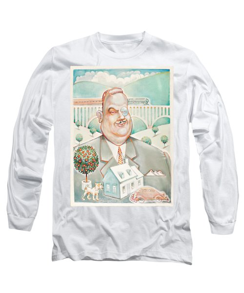 Sir Billiam Long Sleeve T-Shirt