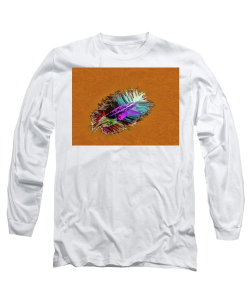 Feather #h8 Long Sleeve T-Shirt