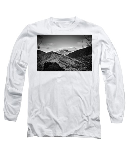 Feathertop Long Sleeve T-Shirt by Mark Lucey