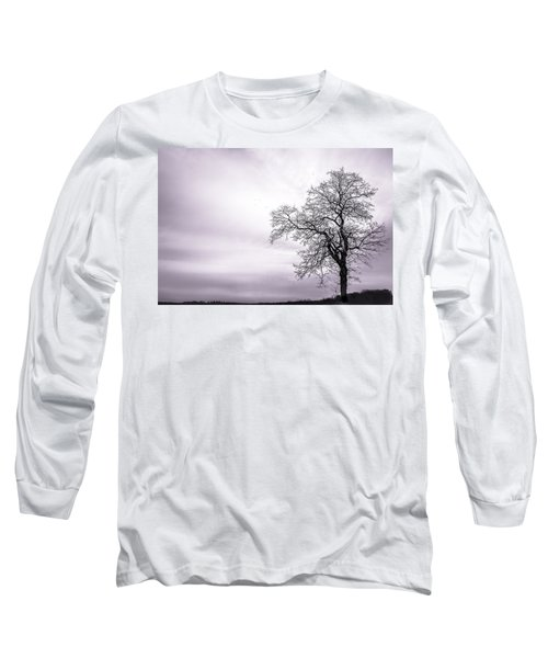 February Morning Long Sleeve T-Shirt